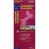 Languedoc / Roussillon térkép - IGN R17