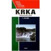 Krka Nemzeti Park térkép - Forum Zadar