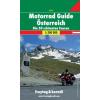 Ausztria motoros atlasz - f&b MORA 6