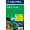 WK 20 - Dachstein - Südl. Salzkammergut turistatérkép - KOMPASS
