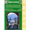 Savona térkép - LAC