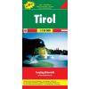 Tirol Top 10 Tipp autótérkép - f&b OE 77