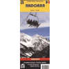 Andorra térkép - ITM