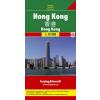 Hongkong várostérkép - f&b PL 505
