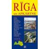 Riga és környéke atlasz - Jana Seta