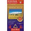 Gizi Map Kína 4. (Észak.nyugat) térkép - Gizimap