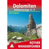 Dolomiten-Höhenwege 4-7 - Rother - 3369
