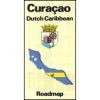 Curacao térkép - Vandorp - Eddine