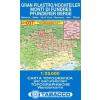 Gran Pilastro / Hochfeiler - Monti di Fundres / Pfunderer Berge térkép - 037 Tabacco