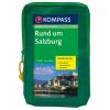 WK 291 - Rund um Salzburg (2-K-Set) turistatérkép - KOMPASS