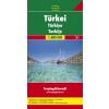 Törökország autótérkép - f&b AK 6003