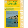 Costa degli Etruschi térkép - LAC