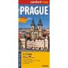Prága Comfort térkép - ExpressMap