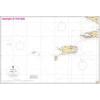 Jabuka - Vis hajózási térkép - Naval-Adria 100-22
