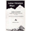 Chamba, Dhauladhar Passes, Pangi Valley & Western Lahul (no4.) térkép - West Col