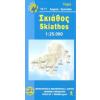 Szkiatosz térkép - Anavasi