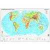 A Föld domborzata térkép könyöklő - Stiefel