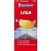 Amerikai Egyesült Államok térkép - Michelin 761