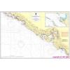 Dubrovnik - Budva hajózási térkép - Naval-Adria 100-28