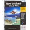 Új-Zéland spirál (Handy) autóatlasz - Hema
