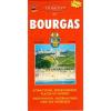 Burgasz - Neszebar térkép - Domino