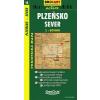 Plzeňsko - sever turistatérkép - SHOCart 14