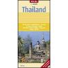 Nelles Thaiföld térkép - Nelles