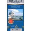 Gizi Map Szomália térkép - Gizimap