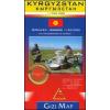 Kirgizisztán térkép - Gizimap