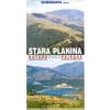 Stara Planina turistatérkép (No9) - Geokarta