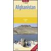 Afganisztán térkép - Nelles