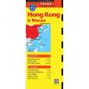 Hong Kong és Macau térkép - Periplus Editions