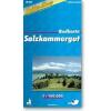 Salzkammergut kerékpártérkép - (RK-A 05)