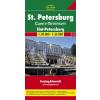 Szentpétervár várostérkép - f&b PL 108