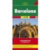 Barcelona várostérkép - f&b PL 109
