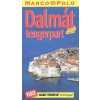 Dalmát tengerpart útikönyv - Marco Polo