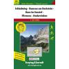 Schladming-Ramsau am Dachstein-Haus im Ennstal-Filzmoos-Stoderzinken turistatérkép - f&b WK 5201