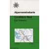 Cordillera Real, Süd (Illimani) (Bolivien) turistatérkép - Alpenvereinskarte 0/9