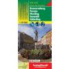 Donauradweg Passau-Eferding-Sauwald-Schärding turistatérkép - f&b WK 432