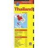Thaiföld térkép - Periplus Editions