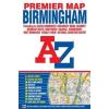 Birmingham térkép - A-Z