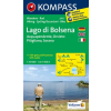 WK 2471 - Lago di Bolsena turistatérkép - KOMPASS