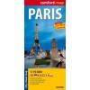 Párizs Comfort térkép - ExpressMap