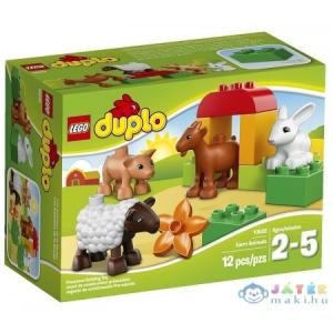 LEGO Lego Duplo: Állatok A Farmon 10522