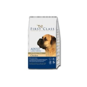 First Class Dog Adult Large Breed 12kg Kutyaeledel