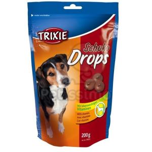 Trixie Schoko Drops - csokoládé bonbon 200 g (TRX31613)