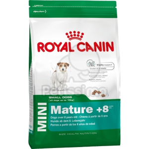 Royal Canin Royal Canin Mini Adult +8 0,8 kg