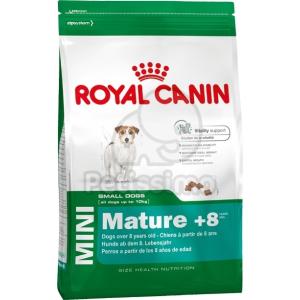 Royal Canin Royal Canin Mini Adult +8 0,8 kg