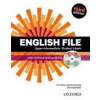 Oxford University Press English File Upper Intermediate (3rd Edition) Student's Book with iTutor