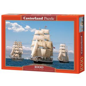 Castorland Castorland 1000 db-os puzzle - Vitorlások startja (C-102884)